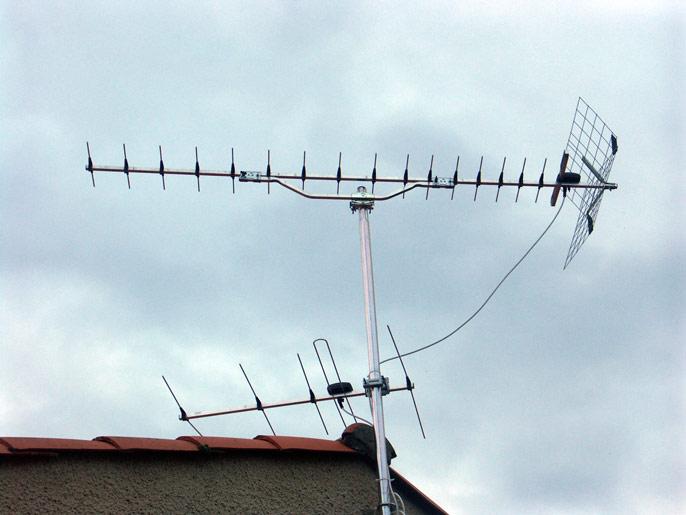 Le forum de la tnt est ce du large bande for Antenne cellulaire maison