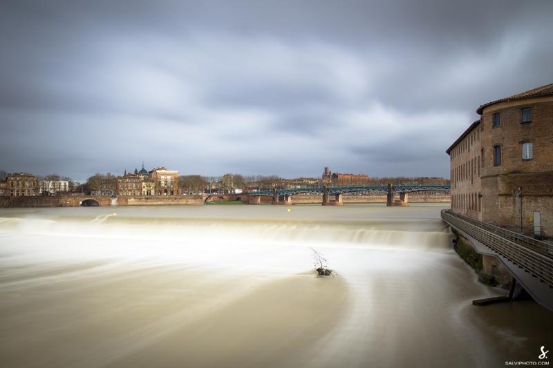 Garonne s'énerve