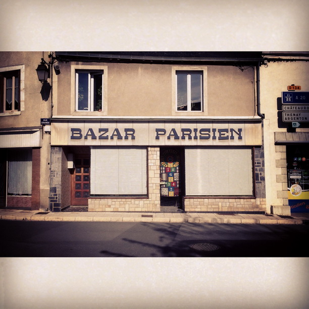 Bazar parisien